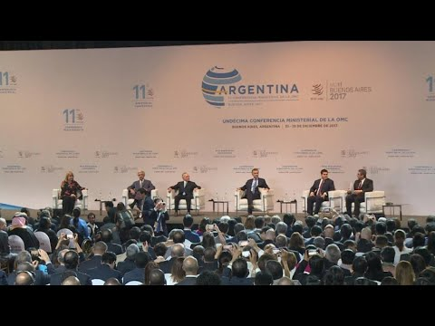 WTO meets in Buenos Aires under cloud of US protectionism