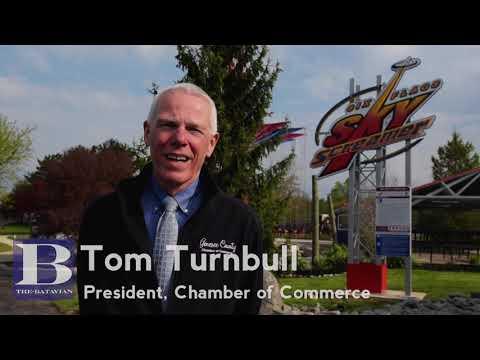 SkyScreamer Opens At Darien Lake Theme Park