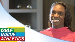 IAAF Inside Athletics - Episode 21 - Dawn Harper-Nelson