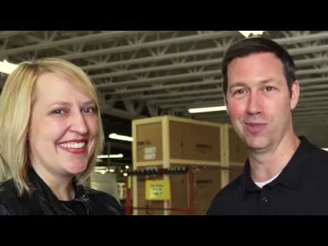 Marvin Windows & Doors Factory Tour :: Risinger Goes Rogue