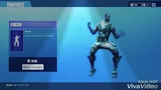 Fortnite Dance FRESH Remix (Official Remix Video)