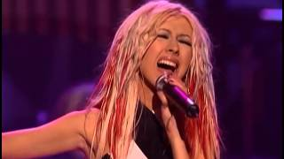 Christina Aguilera ♤ performs Etta James ♤ LIVE ♤ At Last