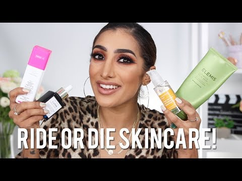 IN DEPTH - Best Skincare Products - RIDE OR DIE
