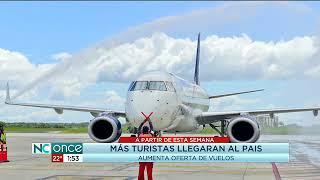 A partir de esta semana más turistas extranjeros llegan a Costa Rica