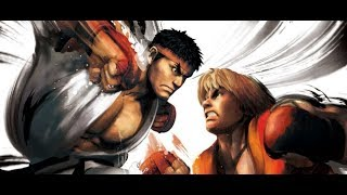 STREET FIGHTER IV LIVESTREAM PS3