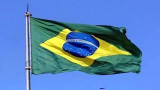 Video 14 - The Brazilian National Anthem - with lyrics / Hino Nacional Brasileiro - com letra