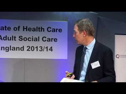 CQC State of Care Launch 17 October 2014