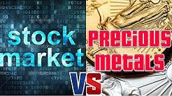 Silver Vs Stock Market