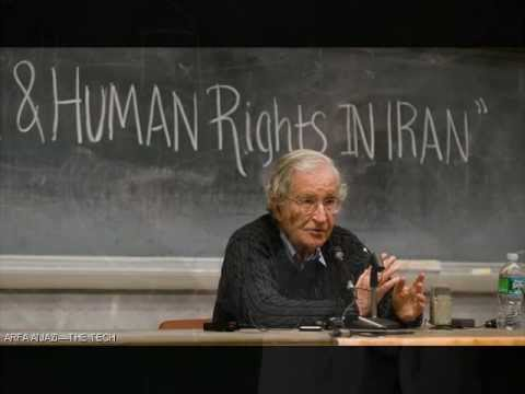 Dialogos Interview Series: Interview with world-renowned scholar Noam Chomsky