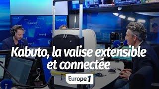KABUTO, LA VALISE EXTENSIBLE ET CONNECTÉE