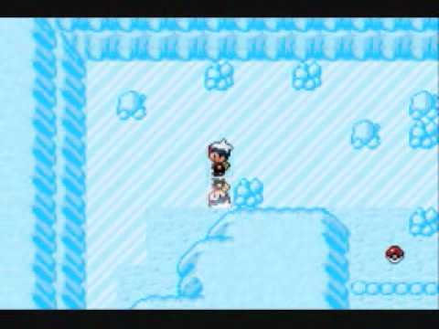 Pokemon Sapphire Walkthrough Part 52: Shoal Cave