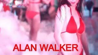 Alan Walker - Alone Breakbeat Mix 2017 🔥 Best of Bikini Party Girl