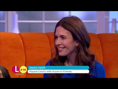 Friends Actresses Talk About the Enduring Love for the Show | Lorraine