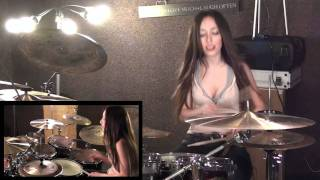 QUEENS OF THE STONE AGE - NO ONE KNOWS - DRUM COVER BY MEYTAL COHEN