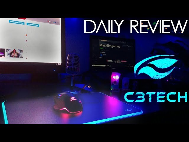C3Tech MG 800 e MPG 2000! - Setup Perfeito, Daily Review!!