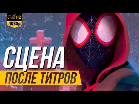 Человек-паук: Через вселенные СЦЕНА ПОСЛЕ ТИТРОВ | Spider man into the spider verse