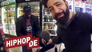 Mortel im Späti-Talk: Frankreich, Fler, Azad, Booba, Haftbefehl uvm. (Interview) #waslos