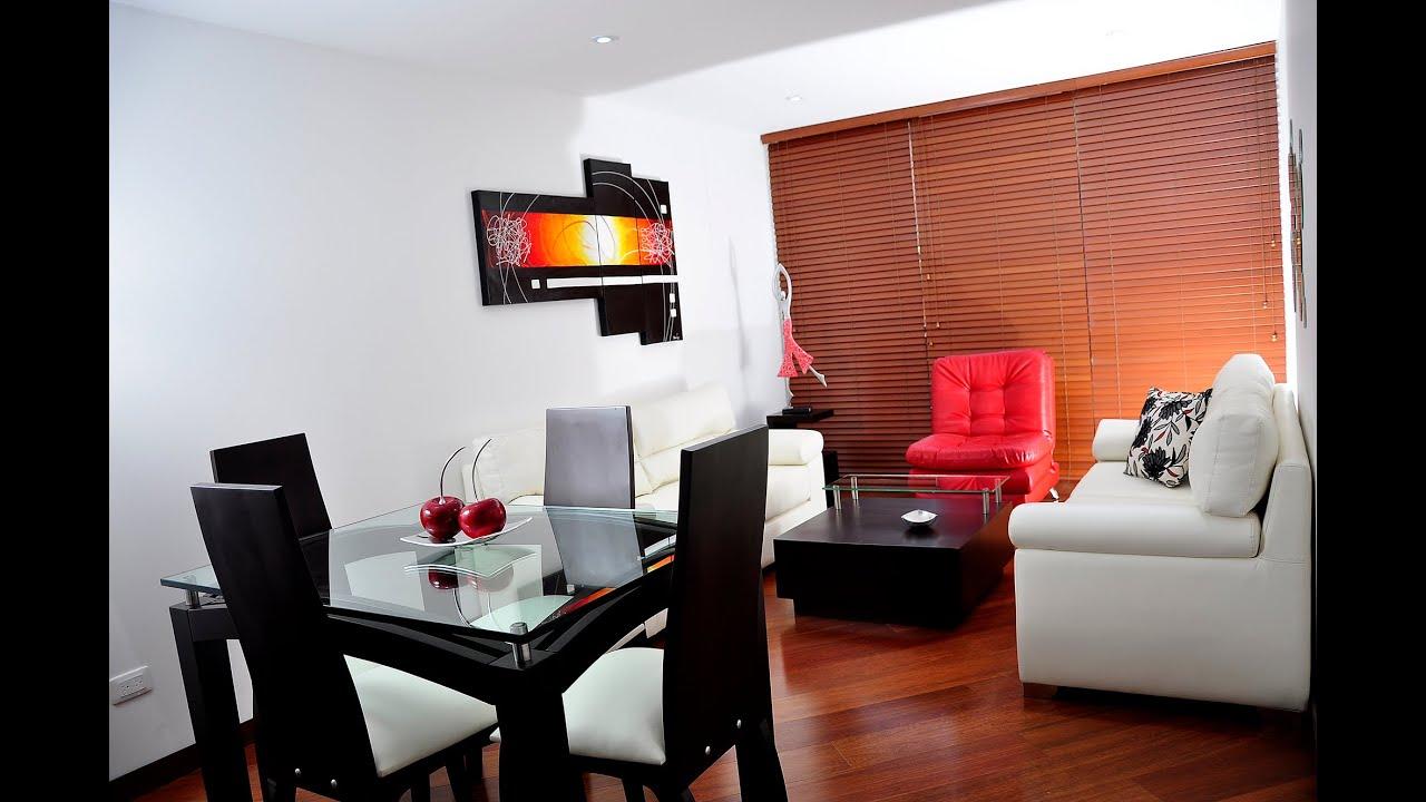 Decoraci n y estilo apartamento santa barbara youtube for Decoracion apartamentos 2016