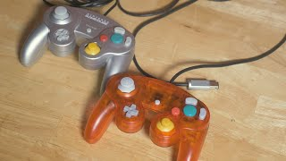 Customizing Gamecube Controller with Shell Swap