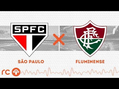 AO VIVO - São Paulo x Fluminense - 07/11/2019 - Brasileirão