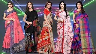 Latest Daily Wear Sarees From …