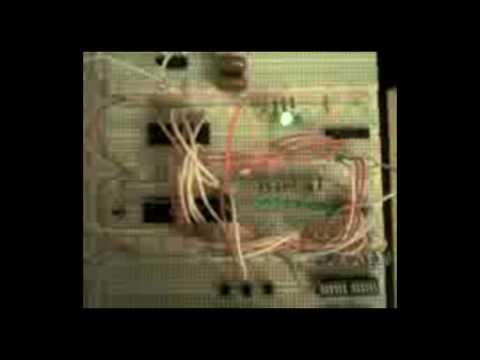 Z80 Computer: First Run
