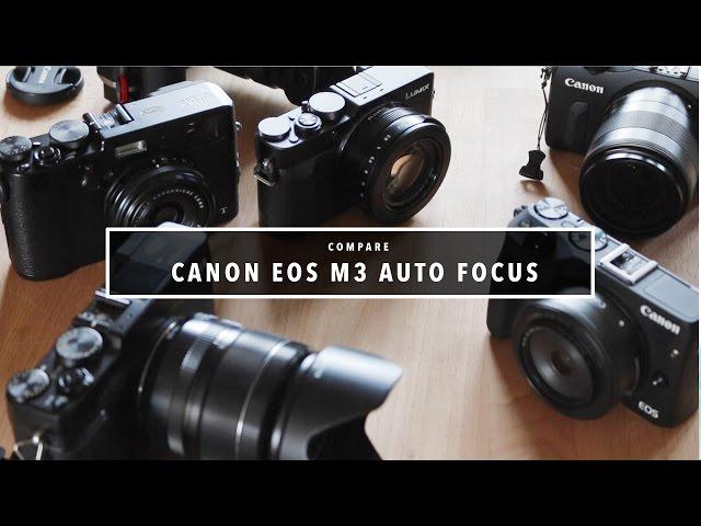 EP.33 ??????????????????? Auto Focus ???????? Canon EOS M3