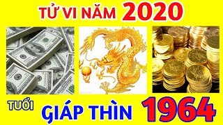 Năm 2020 Tuổi GIÁP THÌN - 1964 I BIẾN ĐỘNG về CÔNG DANH SỰ NGHIỆP VẬN HẠN BẠN CẦN BIẾT