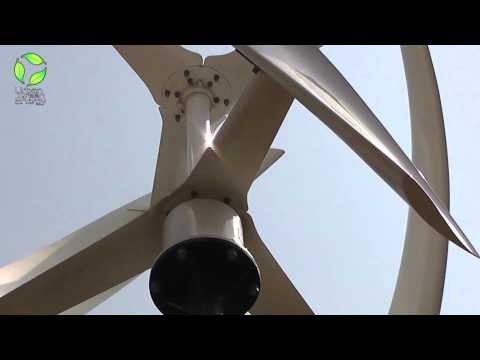 Urban Green Energy / Eddy GT / Aquaduct UGE Israel