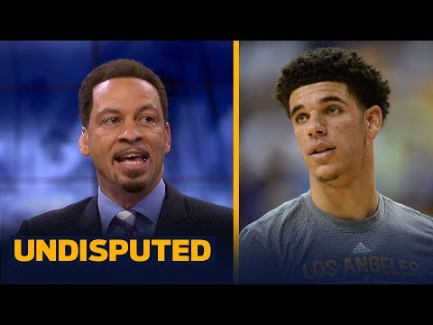 Chris Broussard reacts to Lonzo Ball's summer league debut   UNDISPUTED