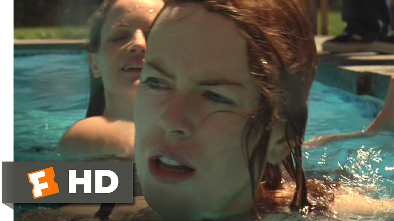 Margot at the wedding 3 10 movie clip swimming at the koosman 39 s 2007 hd youtube for The swimming pool movie online