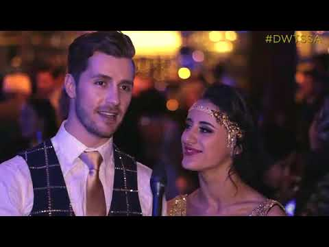 Connell Cruise and Marcella Solimeo WIN Dancing with the Stars South Africa 2018