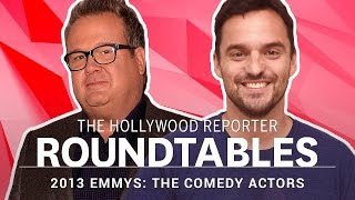 Matthew Perry, Fred Armisen and more Comedy Actors on THR's Roundtable | Emmys 2013