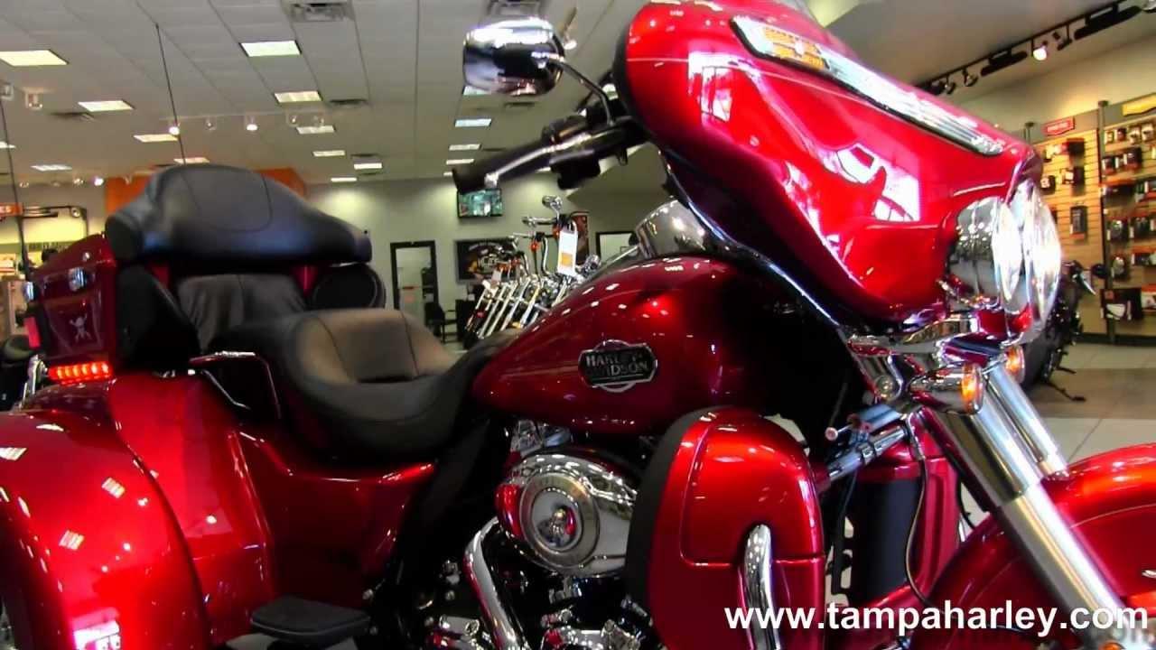 New 2016 Harley Davidson Tri Glide Ultra Trikes In Las: New 2013 Harley-Davidson Trike Tri Glide Ultra Classic