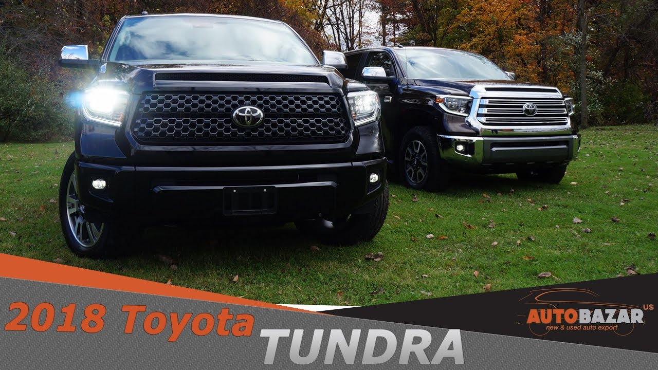 2014 Toyota Tundra Platinum Tuning видео. Тест драйв Тоёта Тундра .