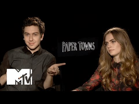 The 'Paper Towns' Cast Reveals Where They Learned Their Dance Moves | MTV News