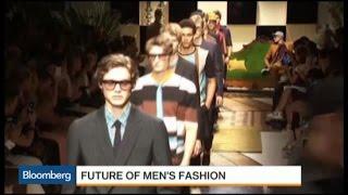 Men Make Over NY Fashion Week