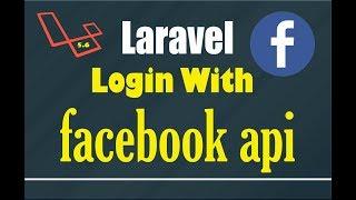 Laravel Facebook Login (L.5.6)