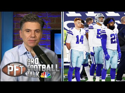 Is 2020 NFC East worst division in NFL history?  Pro Football Talk  NBC Sports