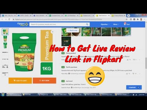 How to take Live Review Screenshot and Live Review Link in Flipkart