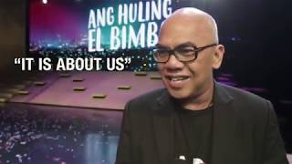 Resorts World Manila - Boy Abunda Reacts to Ang Huling El Bimbo 2019