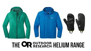 Outdoor Research - Helium Range