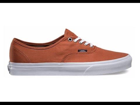 46b28d6fce Shoe Review  Vans  Deck Club  Authentic (Auburn) - YouTube