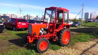 Tractor T 25. Review!!!