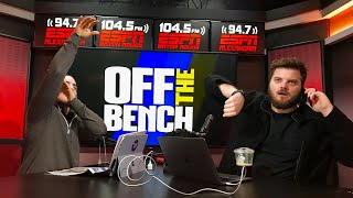 Off The Bench | Friday August 7th, 2020