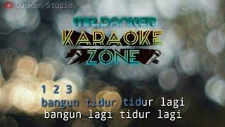 Mbah surip bangun tidur (karaoke version) tanpa vokal