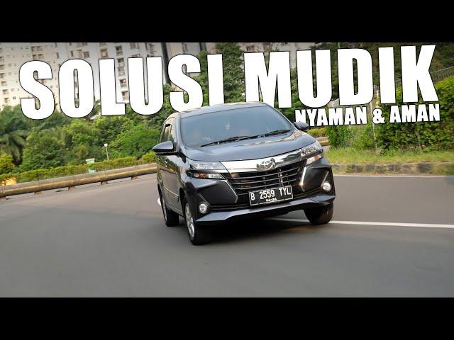 Toyota New Avanza 2019 | Solusi Nyaman dan Aman Mudik Lebaran