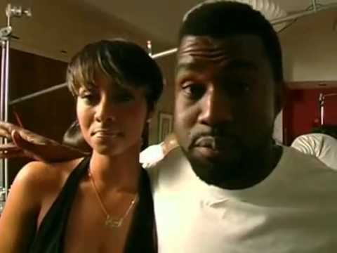Kanye West Trying To Kiss Keri Hilson