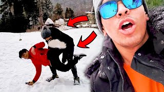 TROLLING YOUTUBERS IN MANALI