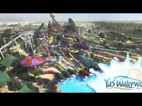 Yas Waterworld – Abu Dhabi